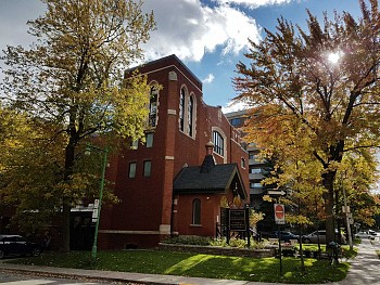 Cathédrale orthodoxe russe Saint-Nicolas à Montréal